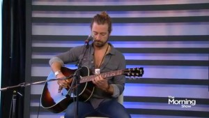 Jesse Roper performs 'All My Love' live on The Morning Show